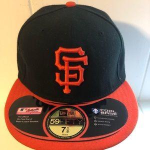 San Francisco Baseball New Era cap